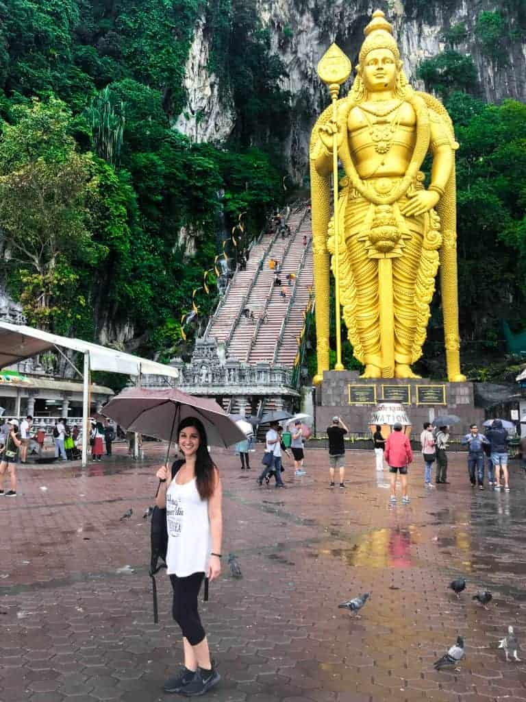 Traveling in Malaysia in my 5th month challenge