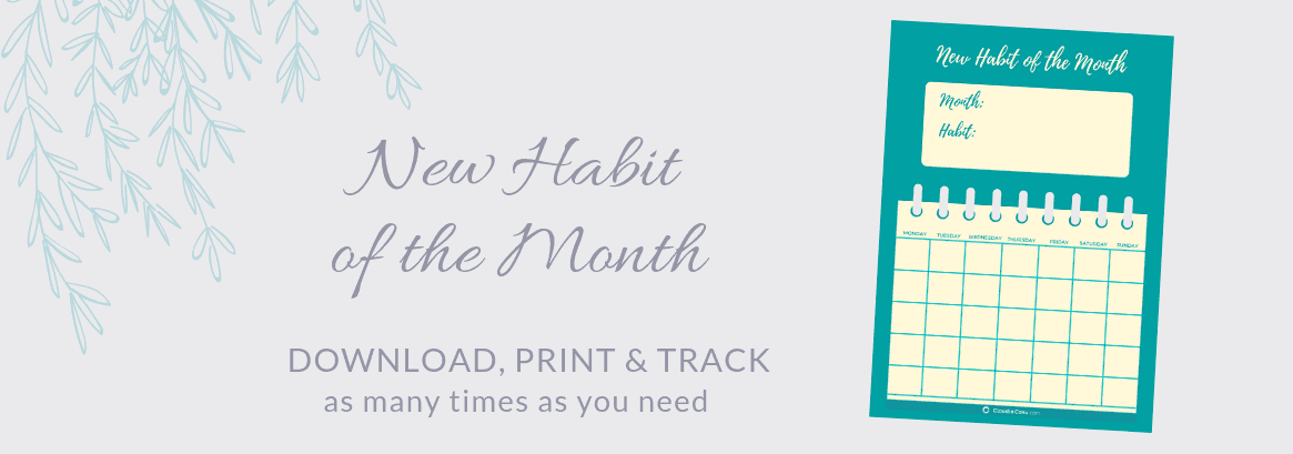 Announcing a tracker to track a new habit