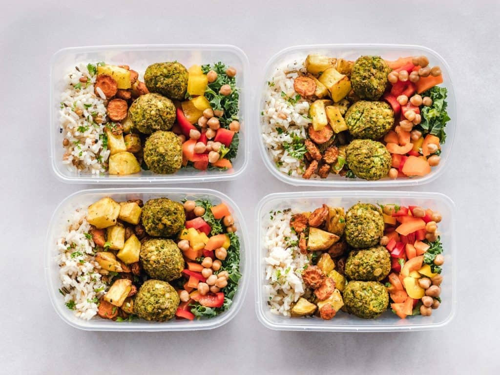 Food ready with Meal Planning