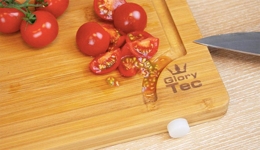 Cutting Board With Juice Groove, part of kitchen essentials
