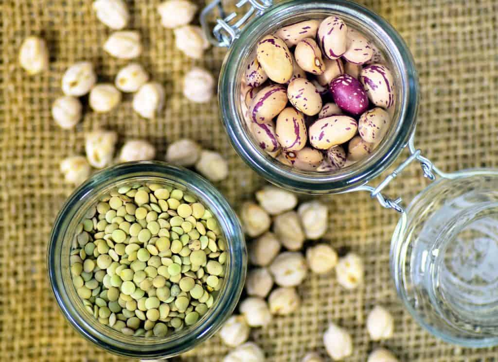 Legumes, one of the ingredients you should always keep in your kitchen