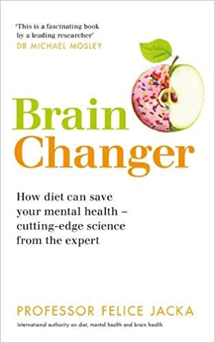 Book Brain Changer by Felice Jacka