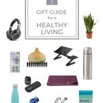Gift guide for healthy living with images