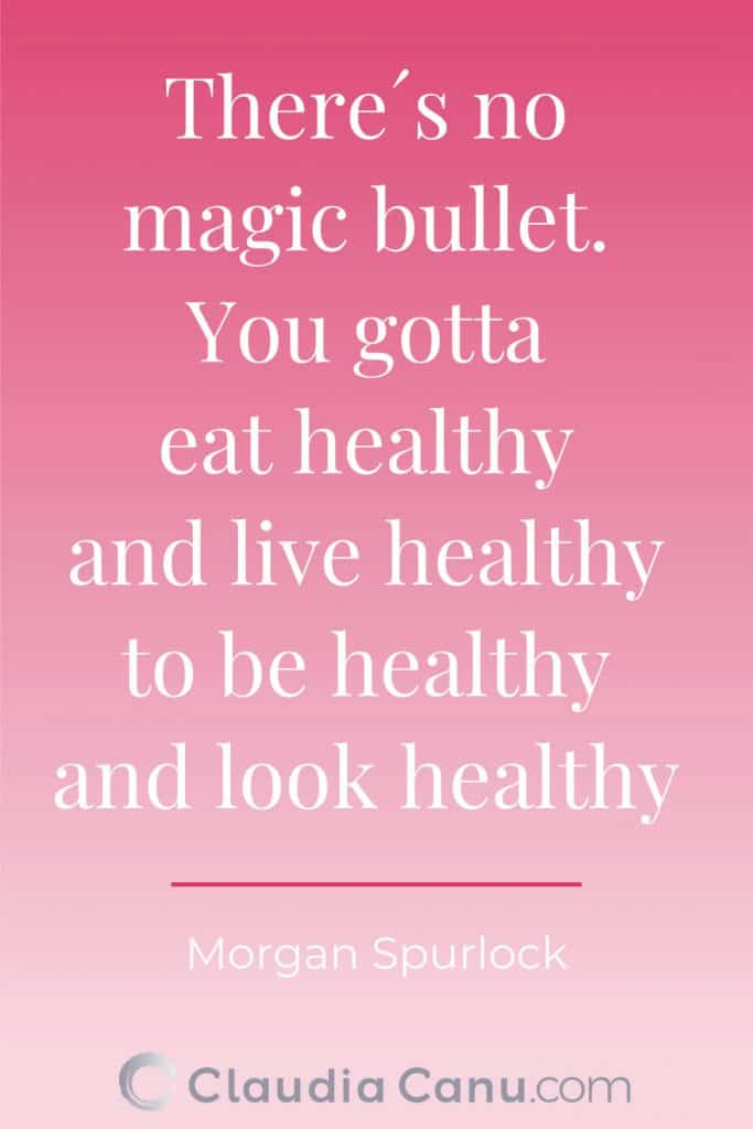 Healthy Eating Quote by Spurlock